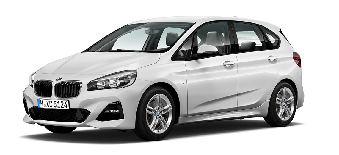 Image of a BMW 2 Series Active Tourer